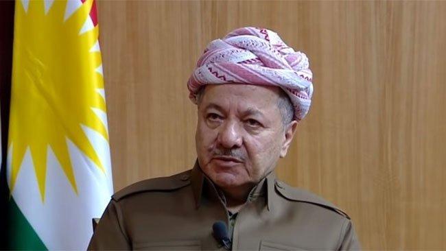 Serok Barzanî serexweşîyê li kesukarên qurbaniyên teqînên Rojavayê Kurdistanê dike
