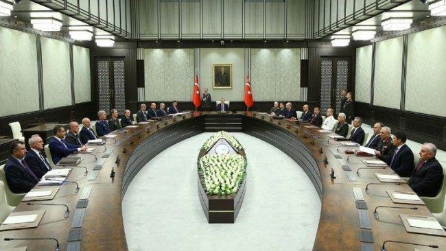 Encûmena Asayîşa Netewî ya Tirkiyê bo operasyona Rojavayê Kurdistanê dicive