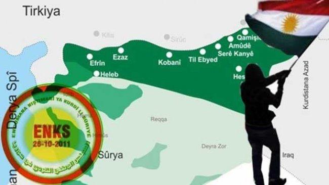 ENKS: Dubarekirina plana Efrînê li rojhilatê Firatê qebûl nakin
