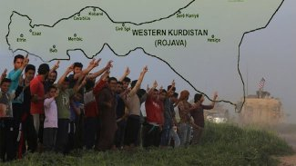 Ajansa Rûsî: Amerîka 'vê gavê' dest ji pilana 'Kurdistana Sûriyê' berdaye!