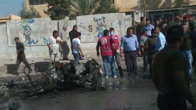 Li Qamişlo otombîleke bombekirî hat teqandin