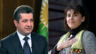 Layla Zana serkevtinê bo serokê hikumeta Herêma Kurdistanê dixwaze