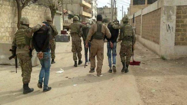 Li Efrînê 10 welatiyên din hatin revandin