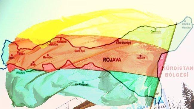 Rewşa Rojavayê Kurdistan Metirsîdar e!