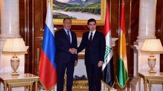 Lavrov ligel serkirdeyên Kurdistanê civiya
