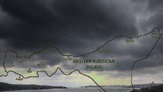 Ewrên Reş û Rojavayê Kurdistan