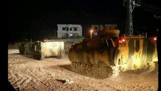 Artêşa Tirkiyê bo ser Rojavayê Kurdistanê dest bi êrişa bejayî kir
