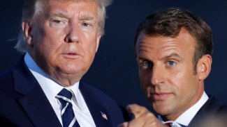 Macron Bo Trump: Pêwîst e êrişa Tirkiyê bê rawestandin