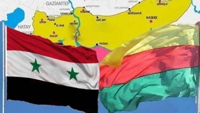 Aldar Xelîl naveroka rêkeftina HSD û artêşa Sûriyê aşkere dike