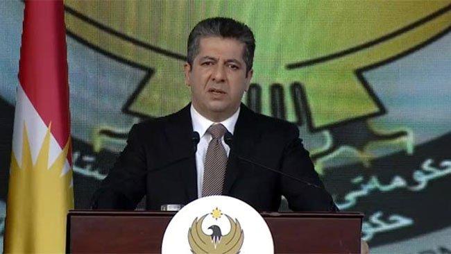 Serokwezîr: Hewl didin projeyên stratejîk li hemû Herêma Kurdistanê encam didin