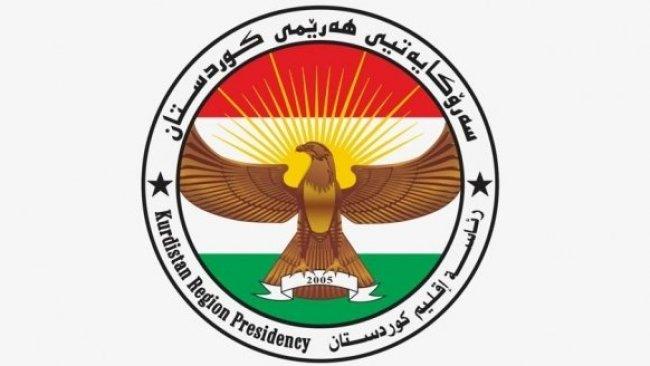 Serokatiya herêma Kurdistanê daxuyaniyek belav kir