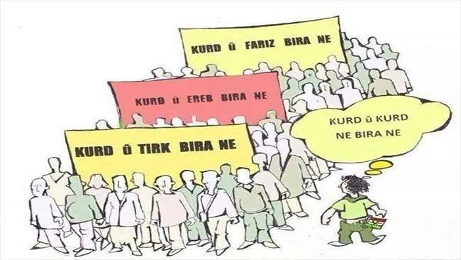 Em Kurd miletekî weha ne!!!