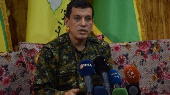 Mazlûm Kobanî spasiya helwesta Serok Barzanî dike