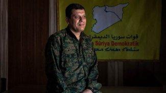 Tirkiye daxwaza radestkirina General Mazlûm Kobanî ji Amerîkayê dike