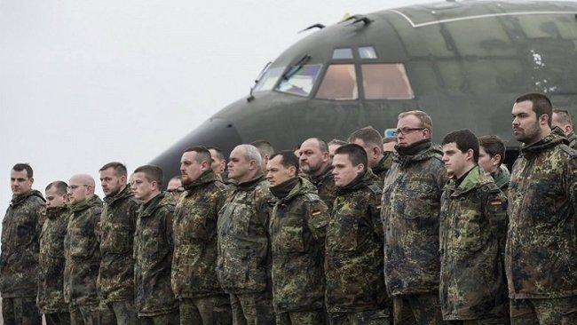 Almanya amade ye hêzê bişîne Rojavayê Kurdistanê