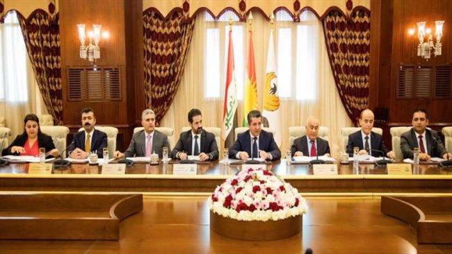 Civata Wezîran rewşa Rojavaya Kurdistanê û Îraqê gengeşe dike