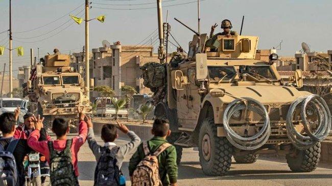 Hêzên Amerîkayê li du binkeyên din Rojava bicih bûn
