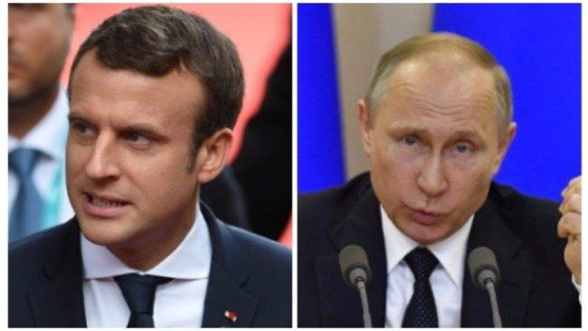 Rûsya û Fransa liser hevahengiya hevbeş li Sûriye rêkeftin