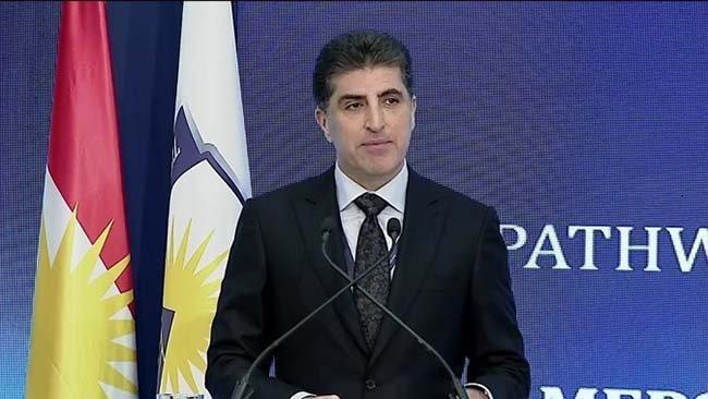 Serok Nêçîrvan Barzanî: Çareserkirina doza Kurd ji bo aştiya navçeyê girîng e