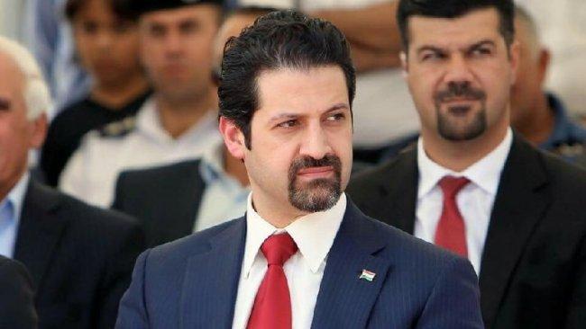 Qubad Talebanî: Şandeke hikumeta herêma Kurdistanê diçe Bexdayê