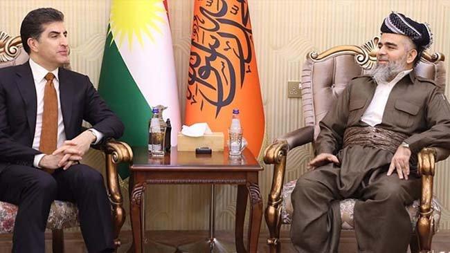 Hewla Serok Nêçîrvan Barzanî ji bo yekrêziya aliyên Kurdistanî berdewam e