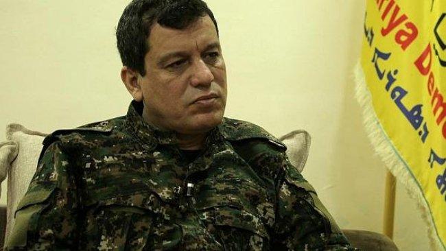 General Mazlum: Eyn Îsa û Til Temir radestî Rûsiyê û rjîma Sûriyê nakîn