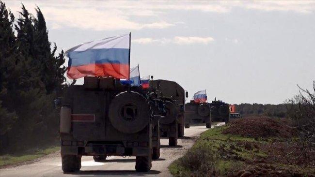 Hêzên Rûsî gereke çavdêriya li ser riya M4 kirin