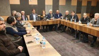 Şandeke siyasî ya Bakurê Kurdistanê serdanê Herêma Kurdistanê dike