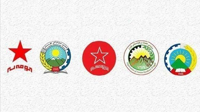 Partiyên Rojhilatê Kurdistanê daxwaza baykotkirina hilbijartinên Îranê dikin