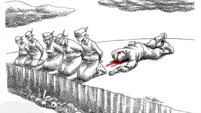 Divê Kurd şahiyê bigirin û bigerînin...