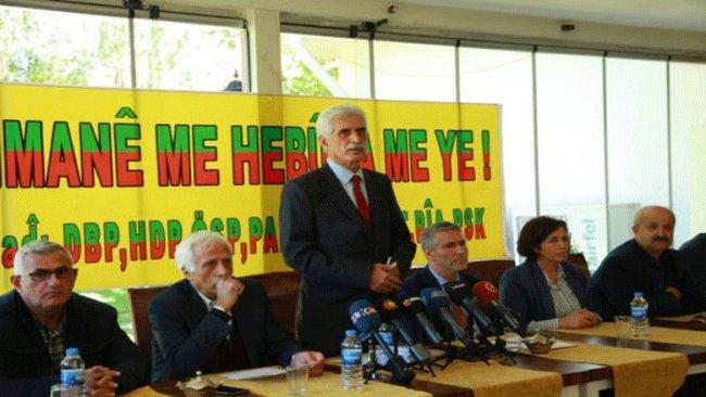 Platforma Zimanê Kurdî: Bila Kurdî bibe zimanê fermî