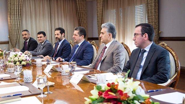 Mesrûr Barzanî: Pêşmerge nasnameya gelê Kurdistanê ye