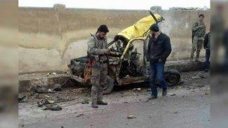 Li Efrînê teqîn.. Birîndar hene