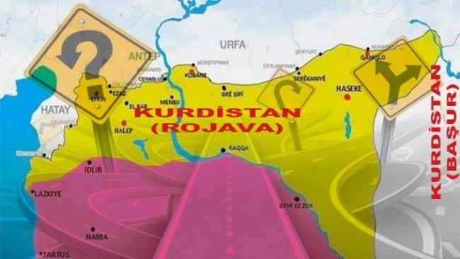 Şeyhmus Ozzengîn: Kurd li Rojavayê Kurdistan bê vîzyon in!