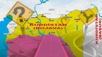 Kurd li Rojavayê Kurdistan bê vîzyon in!