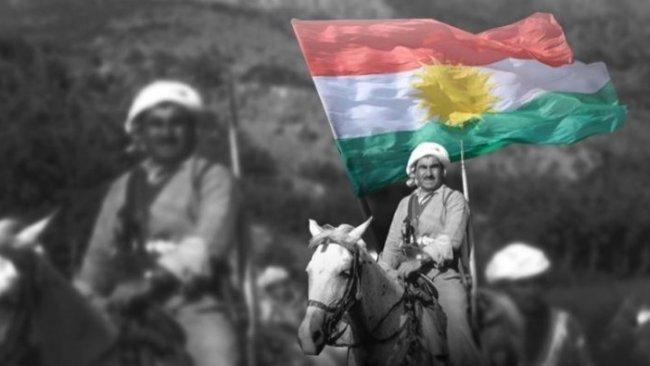 Serokê netewa Kurd BARZANî…