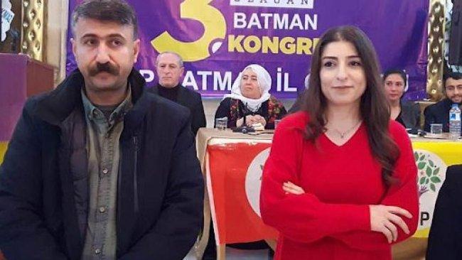 Li Êlihê Hevserokê HDPê hatin desteserkirin
