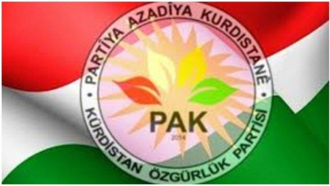 PAK:Em rêberê welatperwerê Kurd Seîd Elçî û hevalên wî bi giramî bibir tînin