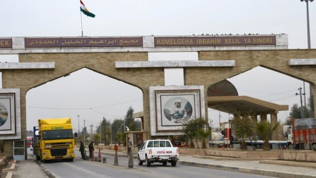Wezîra Tirk, Pekcan: Deriyê Sînorî yê Habur-Îbrahîm Xelîl hat vekirin