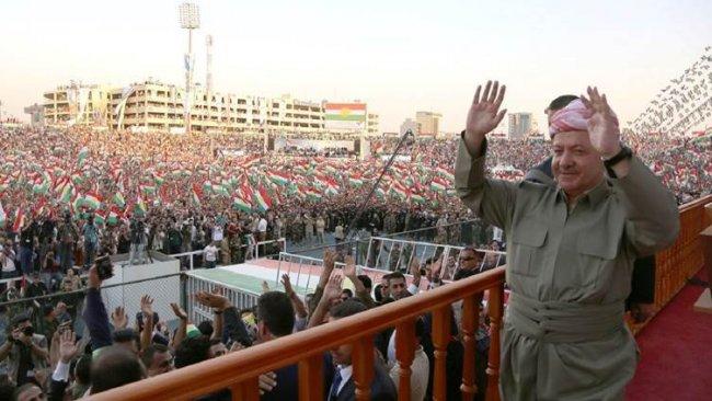 Serok Barzanî: Biryara referanduma serxwebûnê cihê şanaziyê ye