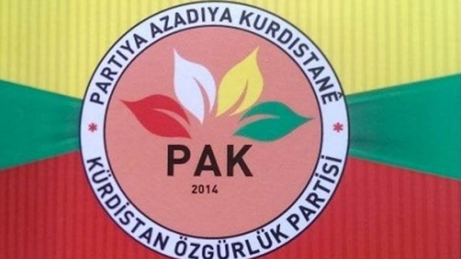 PAK: Divê erîşên li ser Başûrê Kurdistanê bêne  rawestandin