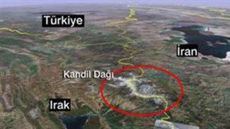 Tirkiye û Îran sînorên Başûrê Kurdistanê bombebaran dikin