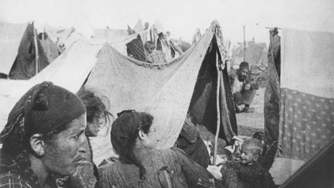 Serokomarê Ermenistanê spasiya malbatên Kurd kir
