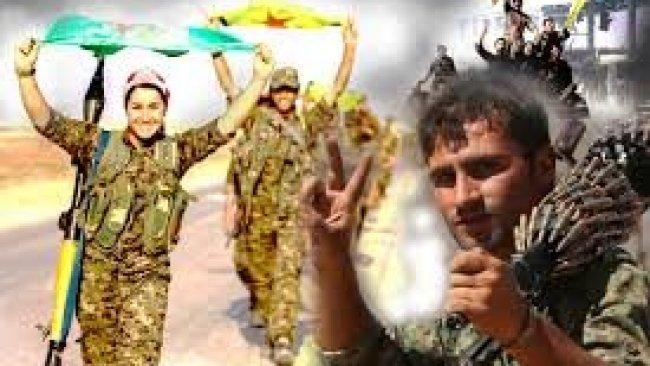 HSD: Dibe ku Tirkiye careke din êrişî Rojavayê Kurdistanê bike