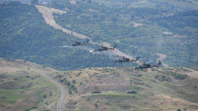 Dawî zanyarî li ser operasyona Tirkiyê û şerê li ser sînor