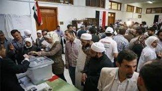 Hilbijartinên bo parlamentoya Sûriyê destpê kirin