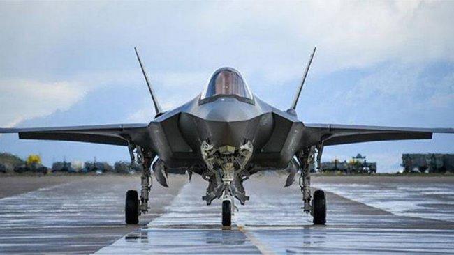 Amerîkayê 8 balafirên F-35 ên Tirkiyê da artêşa xwe