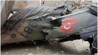 Hêzên Hefter firokeyeke Tirkiyê li Sirtê şikand