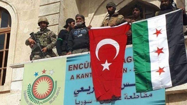 Raporteke navdewletî: Demografiya Efrînê bi tevahî hatiye guherandin