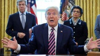 Trump daxwaza paşxistina hilbijartina serokatiyê dike